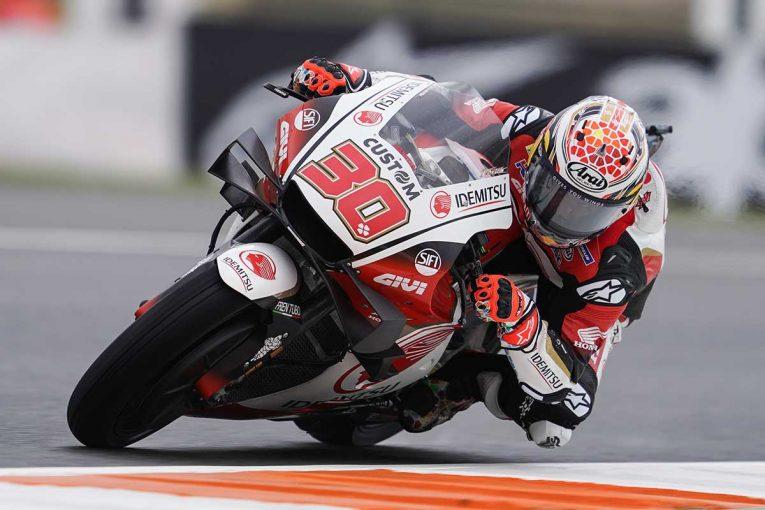 MotoGP   中上貴晶が3番手【順位結果】2020MotoGP第13戦ヨーロッパGP MotoGP予選総合