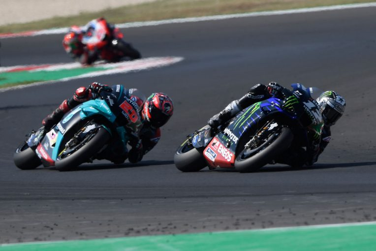 MotoGP | MotoGP:技術的な違反によりポイントをはく奪されたヤマハが原因と声明を発表