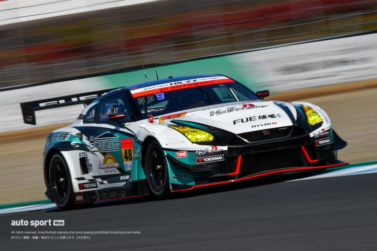 スーパーGT | ふたりのスポット参戦ドライバーがニッサンGT-Rで速さをみせる【第7戦もてぎGT300予選】