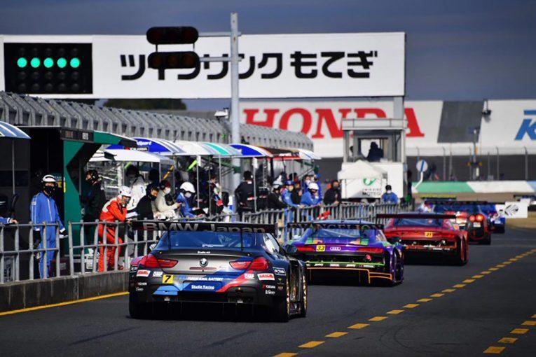 スーパーGT   BMW Team Studie 2020スーパーGT第7戦もてぎ 予選レポート