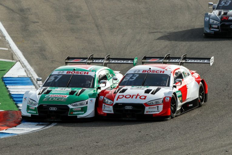 海外レース他   DTM第9戦:ニコ・ミューラー、王者ラストとの一騎打ち制しタイトル獲得に望みつなぐ