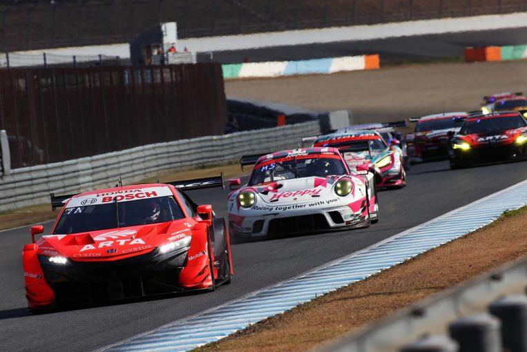 スーパーGT | ホンダ陣営がトップ5独占の快挙。ついに歯車が噛み合ったARTA NSX-GTが今季初優勝【第7戦もてぎGT500決勝】