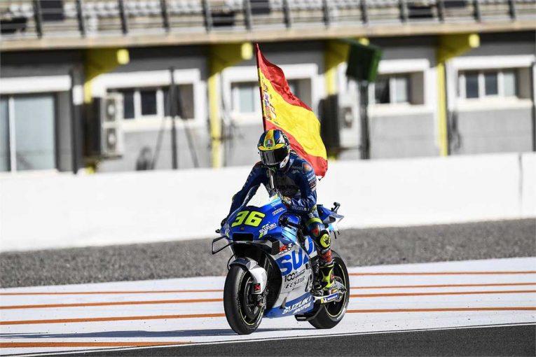 MotoGP | MotoGP第13戦:ミルが最高峰クラス初優勝を飾り、スズキが38年ぶりのワン・ツーフィニッシュ。中上は惜しくも4位