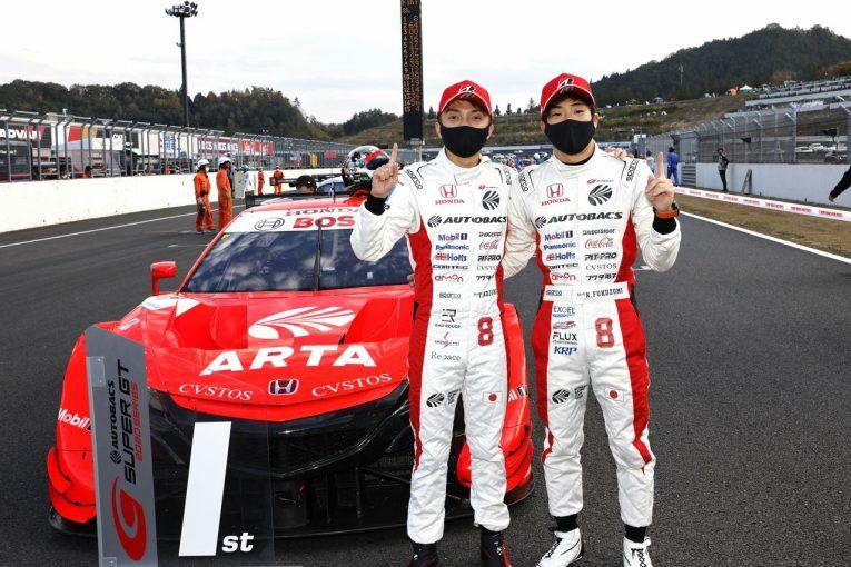 スーパーGT   ホンダ 2020スーパーGT第7戦もてぎ レースレポート