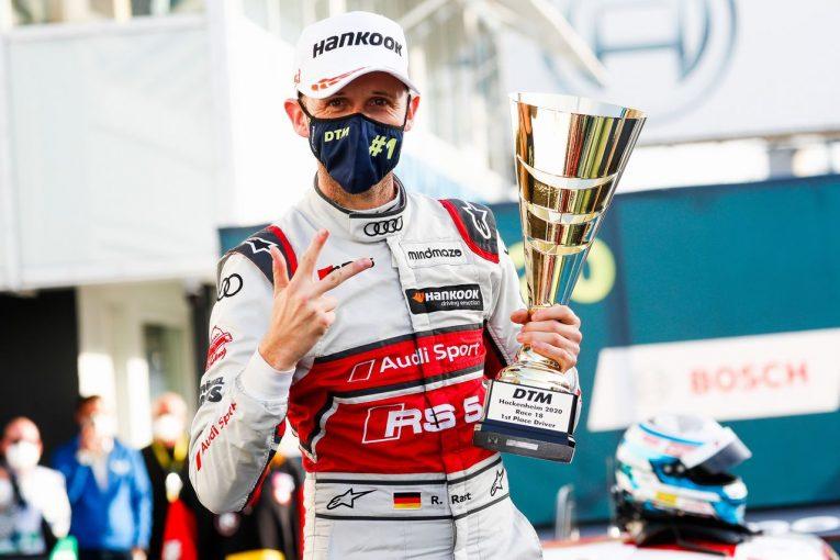 海外レース他 | DTM最終戦:ミューラーの挑戦退け王者ラストがポール・トゥ・ウイン。通算24勝目で3度目の戴冠決める