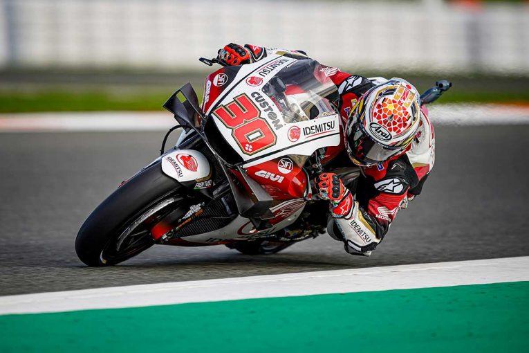 MotoGP | 中上貴晶が2番手タイム【タイム結果】2020MotoGP第14戦バレンシアGP フリー走行2回目