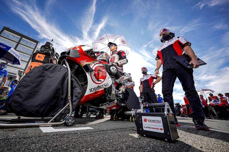 MotoGP | 中上貴晶「すばらしいリザルト。今日のレースは本当にポジティブ」/MotoGP第13戦決勝