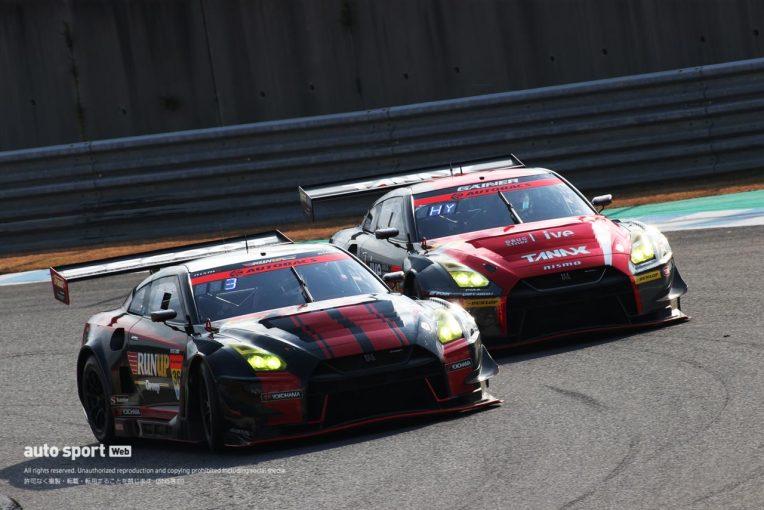 スーパーGT | スーパーGT:RUNUP GT-Rが嬉しいチーム初表彰台「長かったですからね。嬉しいです」