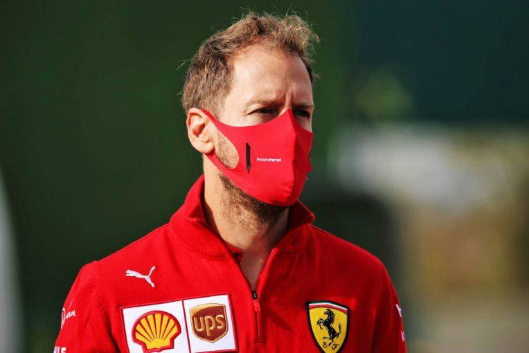 "F1 | アストンマーティン加入のベッテル、プロジェクトに""全力で""取り組む。フェラーリ離脱には複雑な心境"