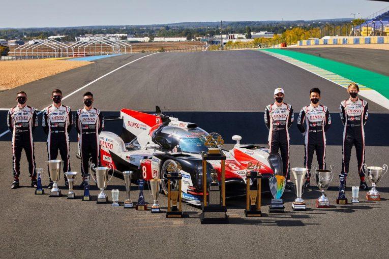 ル・マン/WEC | WECバーレーン:勝ったほうが世界王者! TS050ハイブリッド最終レースはトヨタ内対決に