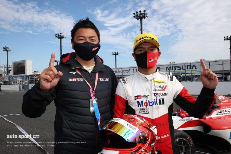 国内レース他 | FIA-F4:もてぎ大会も平良響の勢い止まず。最多連勝記録タイの8連勝を決める
