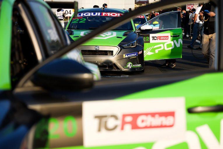 海外レース他 | TCRチャイナ:ロブ・ハフがマカオにカムバック。MG6 X-power TCRで緊急参戦決定