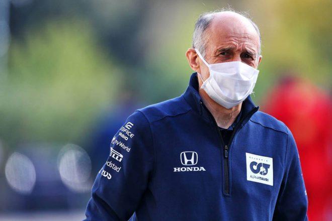 2020年F1第13戦エミリア・ロマーニャGP フランツ・トスト代表(アルファタウリ・ホンダ)