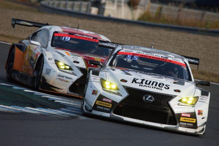 スーパーGT   K-tunes RACING 2020スーパーGT第7戦もてぎ レースレポート