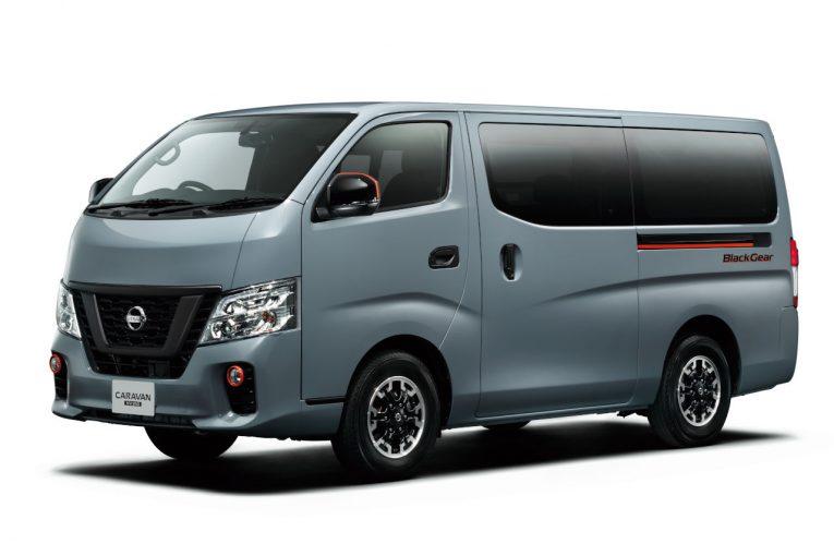 クルマ | ニッサン、アウトドア志向の『NV350キャラバン』特別仕様車を発売