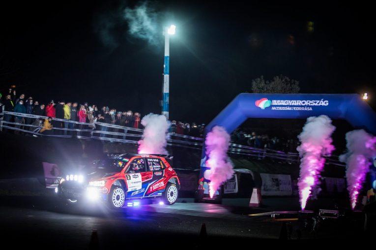 ラリー/WRC   ERC第4戦:復帰参戦のアンドレアス・ミケルセンが快勝。オリバー・ソルベルグは4位