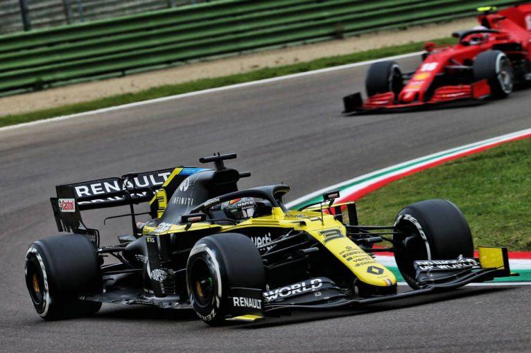 F1   表彰台を2回獲得しランキング4位につけたルノーF1のリカルド、トルコでも「この勢いを維持したい」
