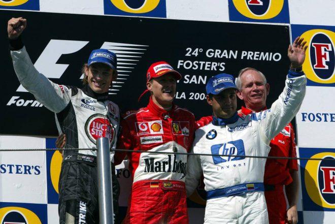 2004年F1サンマリノGP