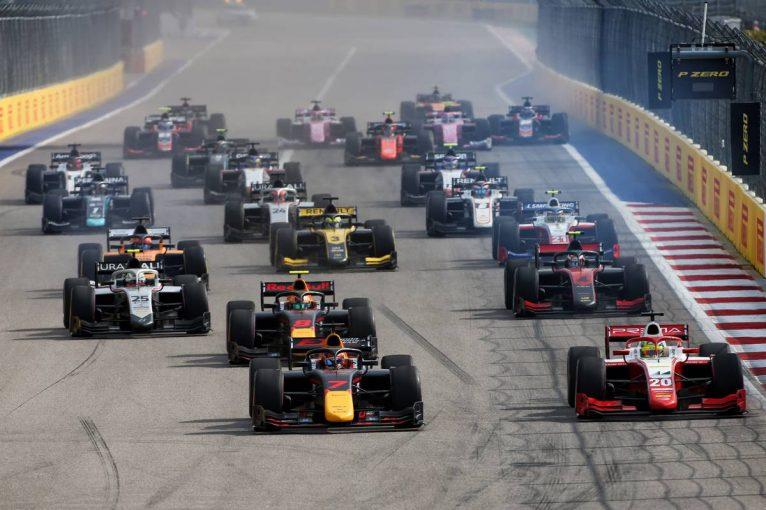 海外レース他   FIA-F2とFIA-F3の2021年暫定カレンダーが発表。コスト削減策の一環で大会数を削減へ