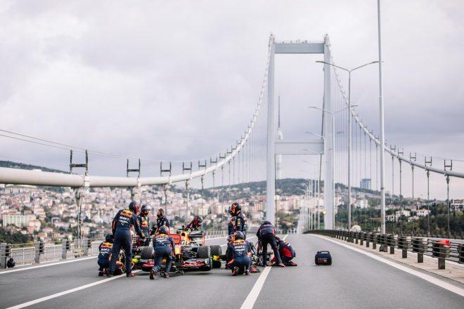 2020年レッドブル・イスタンブール・ショーラン アレクサンダー・アルボン(レッドブル・レーシング)