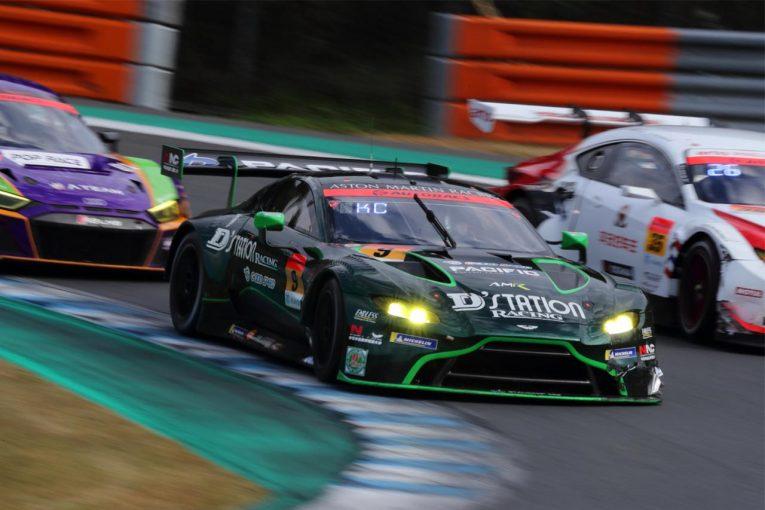 スーパーGT | PACIFIC – D'station Racing 2020スーパーGT第7戦もてぎ レースレポート