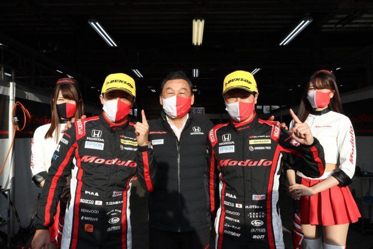 スーパーGT | 大津弘樹 2020スーパーGT第7戦もてぎ レースレポート