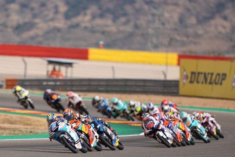 MotoGP | MotoGP:ダンロップがMoto2とMoto3のタイヤサプライヤーを2023年まで継続