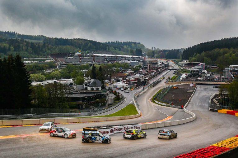 ラリー/WRC | WorldRX:ベルギー戦がキャンセル。グロンホルムのプロジェクトEデビューもスライドへ