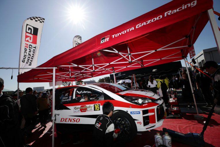 ラリー/WRC | WRC:愛知県岡崎市でラリージャパン1年前PRイベント。11月14日、21日開催