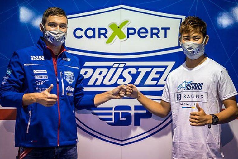 MotoGP | Moto3:山中琉聖、2021年はPruestelGPに移籍してフル参戦。マシンはKTMに乗り換え
