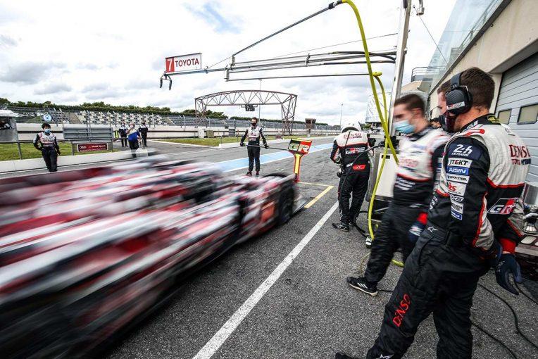 ル・マン/WEC   WEC:ハイパーカー初テストでのドライバーの評価に「驚いた」とトヨタのバセロン