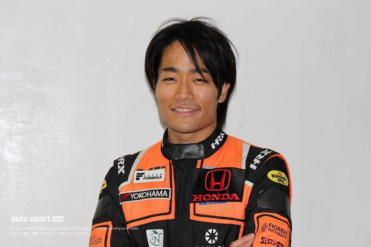 松下信治(Buzz Racing Team with B-Max)