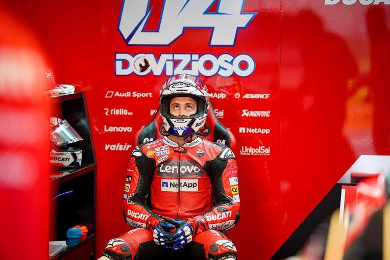 MotoGP   MotoGP:ドゥカティのシートを失ったドヴィツィオーゾ。テストライダーのオファーも断り2021年は参戦休止へ
