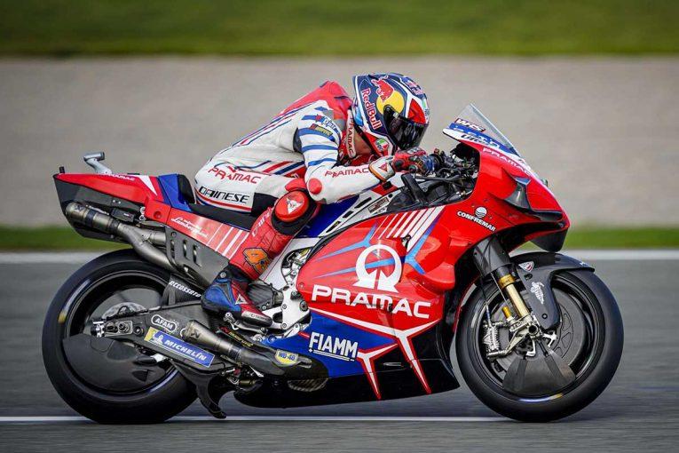 MotoGP | MotoGP第14戦:連戦のバレンシアGP初日はミラーが総合トップ、中上が2番手で好調キープ。ミルは総合12番手
