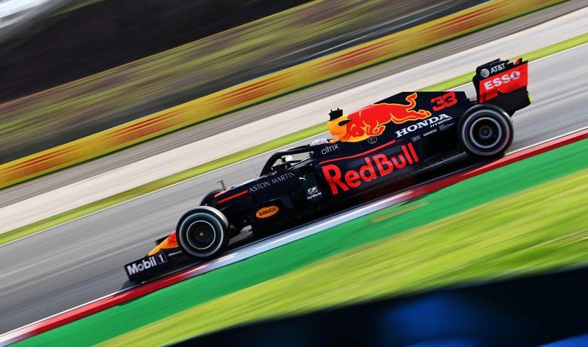 F1 | ホンダが両セッション最速、幸先良い初日に「4台が順調に走行し、難路面で重要なデータを収集」と田辺TD【F1第14戦】