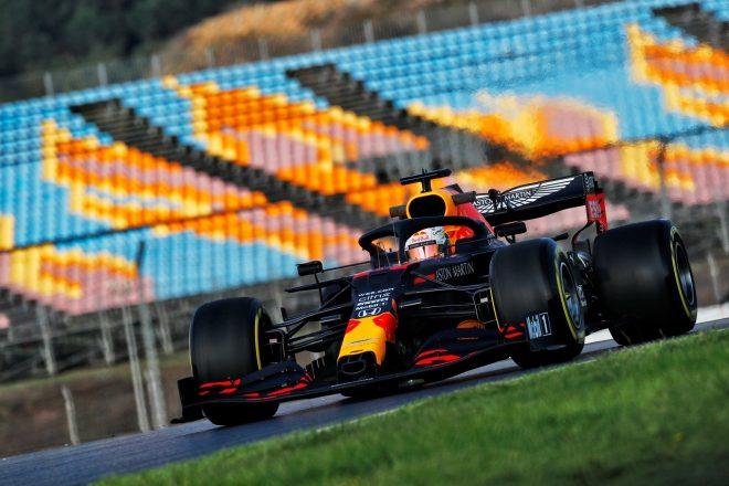 2020年F1第14戦トルコGP マックス・フェルスタッペン(レッドブル・ホンダ)