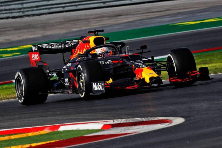 F1 | レッドブル・ホンダ分析:難コンディションで最速タイム。今季初ポールに向け、読めない路面状況と空模様が壁に