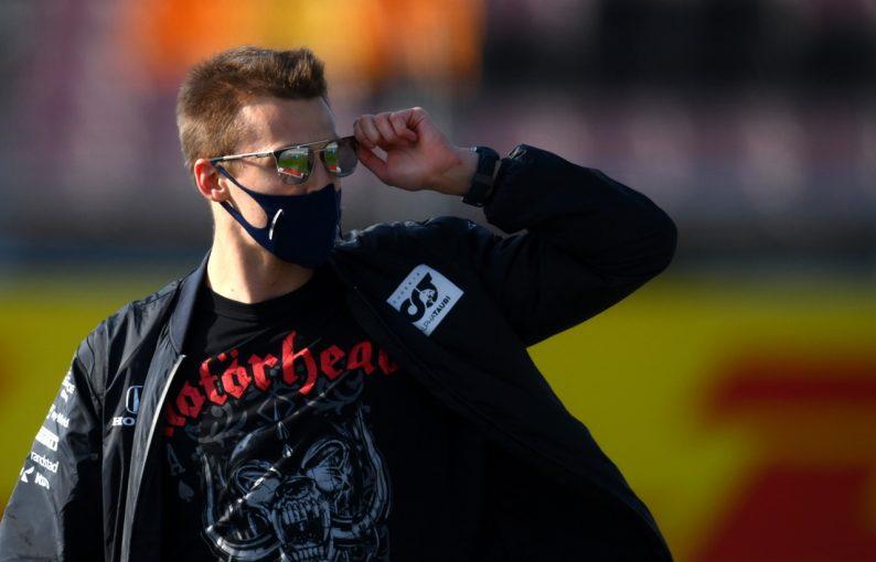 F1   クビアト「いいコースだけに、路面にグリップがないことが残念」アルファタウリ・ホンダ【F1第14戦金曜】