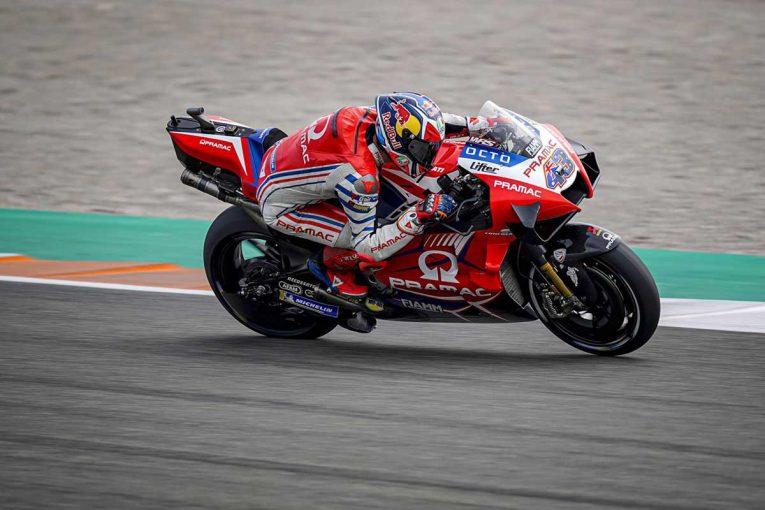 MotoGP   ジャック・ミラー「先週末のレース中に発生した問題の解決に集中」/MotoGP第14戦バレンシアGP初日