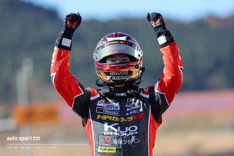 国内レース他 | スーパーフォーミュラ・ライツ:第9戦オートポリスは宮田莉朋が今季7勝目を飾る