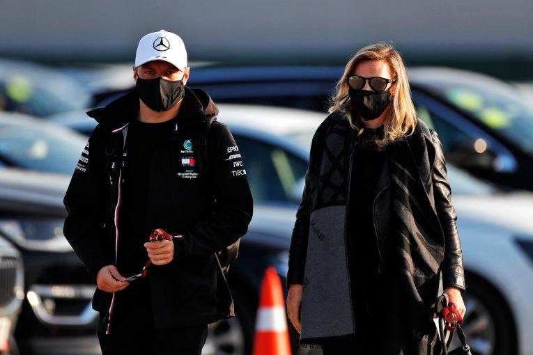 F1 | ボッタス3番手「ラリーみたいで楽しかったけど、課題が山積み」メルセデス【F1第14戦金曜】
