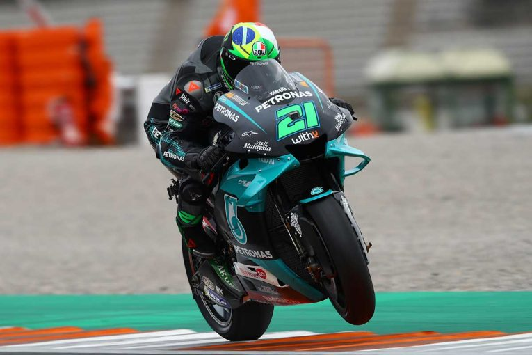 MotoGP | 【タイム結果】2020MotoGP第14戦バレンシアGP フリー走行3回目