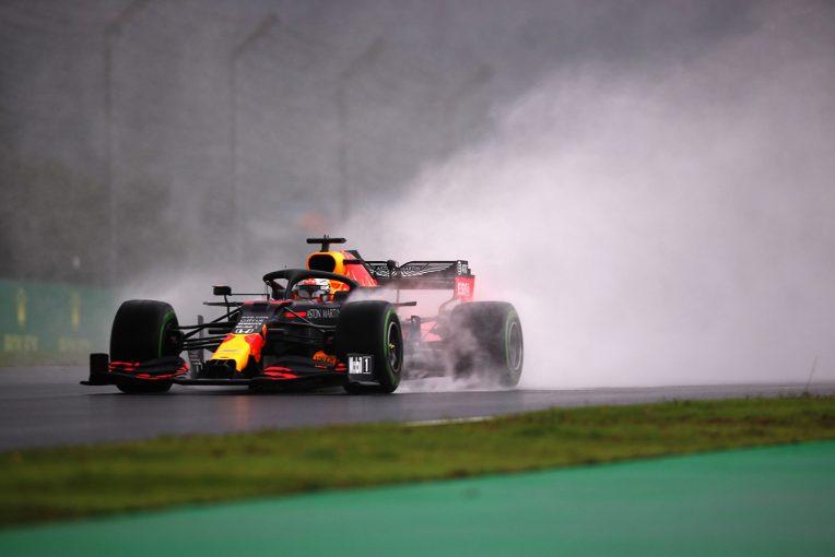 F1 | ウエットの難コンディションでレーシングポイント躍進。ストロールが初ポール獲得【順位結果】2020年F1第14戦トルコGP予選