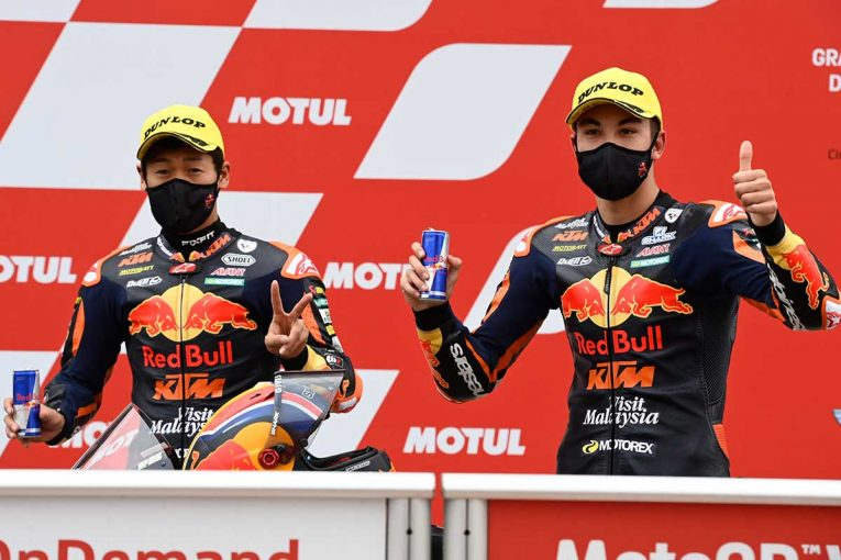 MotoGP | 鳥羽海渡がフロントロウを獲得【順位結果】2020MotoGP第14戦バレンシアGP Moto3予選総合