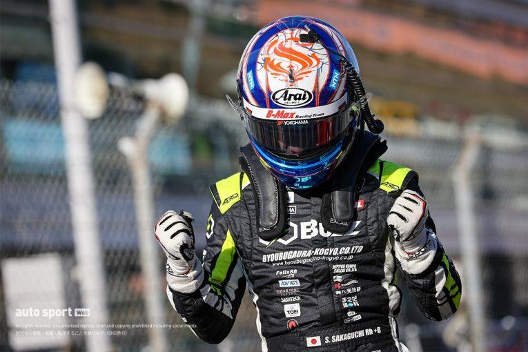 国内レース他   スーパーフォーミュラ・ライツ:第10戦はスタートを決めた阪口晴南が優勝。今季3勝目を飾る