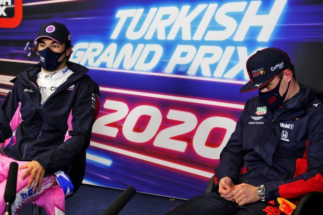 2020年F1第14戦トルコGP マックス・フェルスタッペン(レッドブル・ホンダ)が予選2番手を獲得