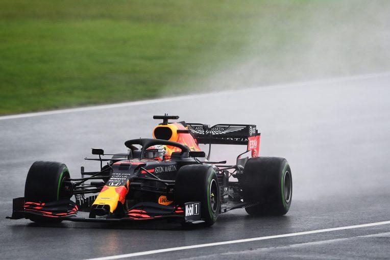 F1 | レッドブル・ホンダ分析:インターミディエイトを履いたQ3で状況が一変。タイヤの使い方に改善の余地あり