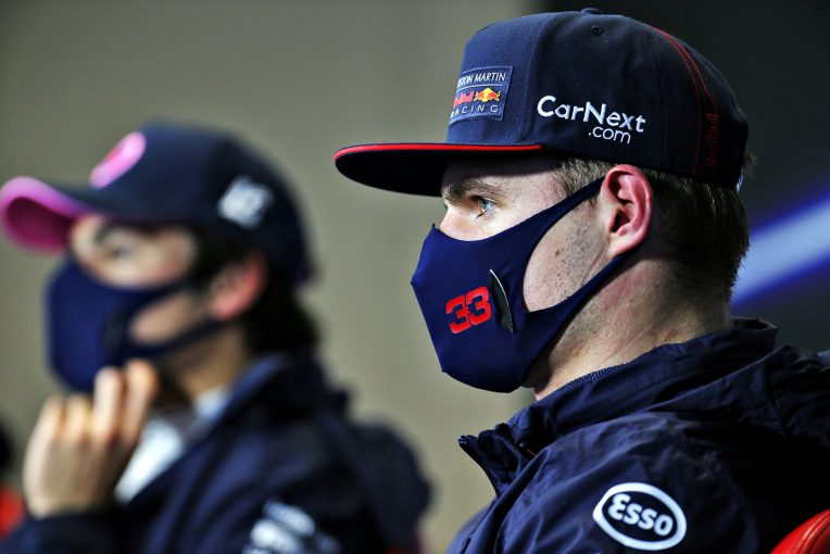 F1   【気になる一言】ポールを逃し落胆のフェルスタッペン「こんなに動揺して、この席に座るのは今年初めて」