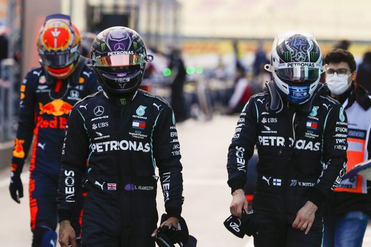 F1 | ハミルトン6番手「これ以上速く走るのは無理だった。なぜかライバルより苦労している」メルセデス【F1第14戦予選】