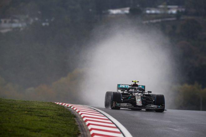 2020年F1第14戦トルコGP バルテリ・ボッタス(メルセデス)